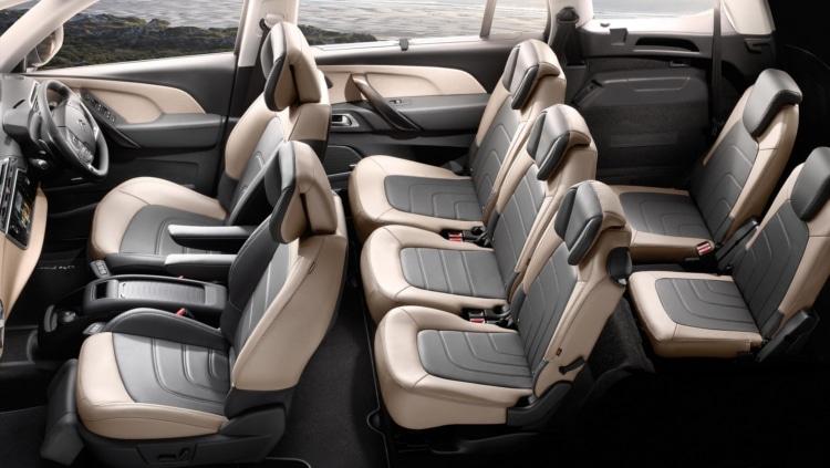 Citroën C4 Grand Picasso: le monospace compact 7 places de référence ?