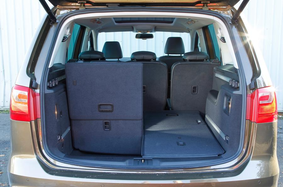 seat alhambra 3 types de conduite au choix. Black Bedroom Furniture Sets. Home Design Ideas