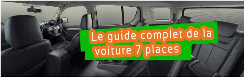 le guide voiture 7 places 70 mod les du suv au monospace et 4x4. Black Bedroom Furniture Sets. Home Design Ideas