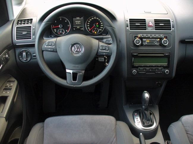 Volkswagen Touran I La Voiture 7 Places D Occasion Qui A