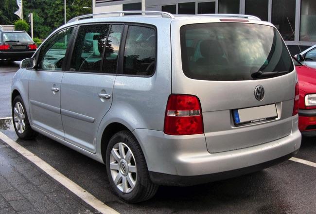 Volkswagen Touran I La Voiture 7 Places D Occasion Qui A Du