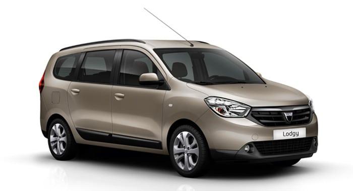 modèle Dacia test