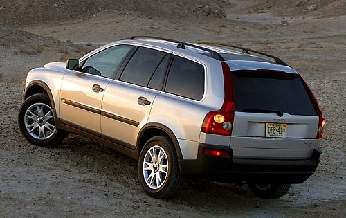 volvo xc90 premi re g n ration le suv 7 places d 39 occasion haut de gamme. Black Bedroom Furniture Sets. Home Design Ideas