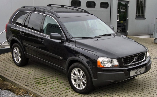 volvo xc90 premi re g n ration le suv 7 places d 39 occasion. Black Bedroom Furniture Sets. Home Design Ideas