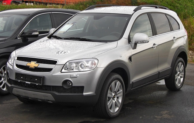 futur chevrolet captiva 2011. Black Bedroom Furniture Sets. Home Design Ideas