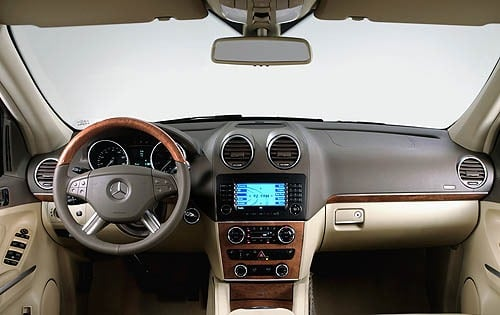 Mercedes Classe GL 4x4 7 places