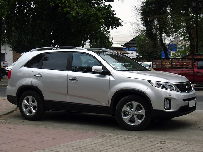 kia sorento 2 le suv 4x4 7 places d 39 occasion fiable et. Black Bedroom Furniture Sets. Home Design Ideas