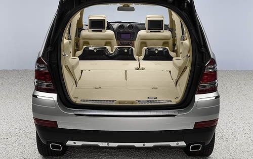 mercedes classe gl 1 le suv 4x4 d 39 occasion dans la cour des plus grands. Black Bedroom Furniture Sets. Home Design Ideas