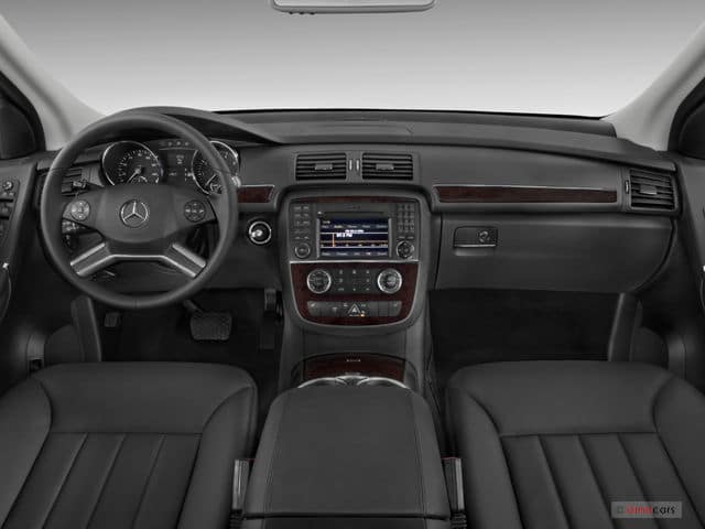 Mercedes Classe R Restyle En 2010 Le Break 4x4 7 Places on mercedes benz e350 interior