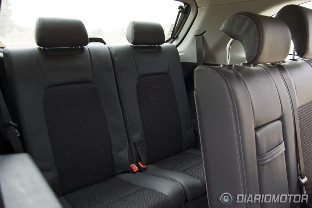sièges arrière