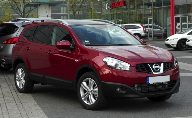 nissan qashqai 2 un bon crossover d 39 occasion mais 7 places dites vous. Black Bedroom Furniture Sets. Home Design Ideas