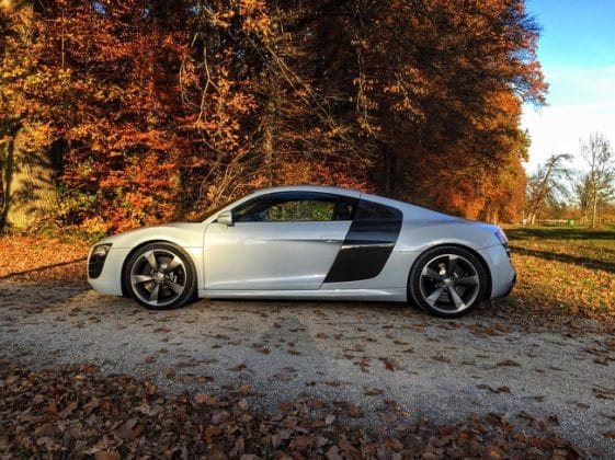 Marque De Voiture Audi