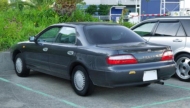 Marque De Voiture Nissan