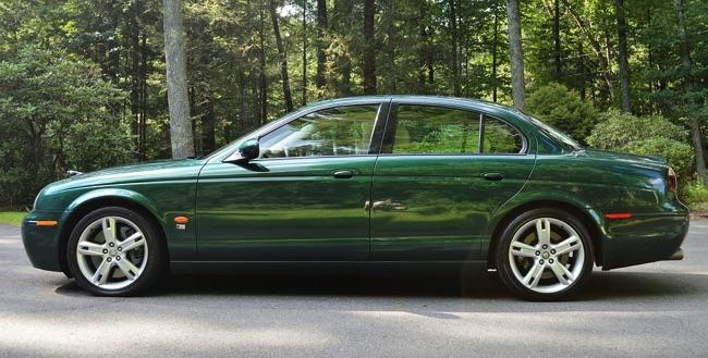 Assez Marque de voiture: Jaguar WY06