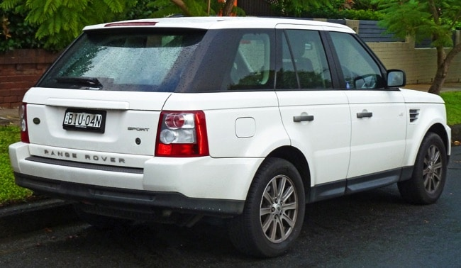 Assez Marque de voiture: Land Rover LN07