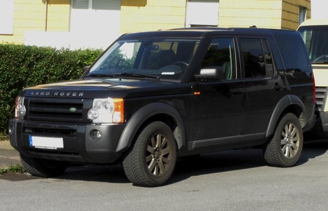 Connu Marque de voiture: Land Rover TI59