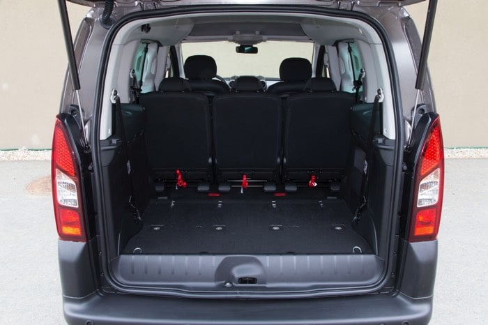 Peugeot Partner 2 tepee : 7 places, et plus grand-chose ...