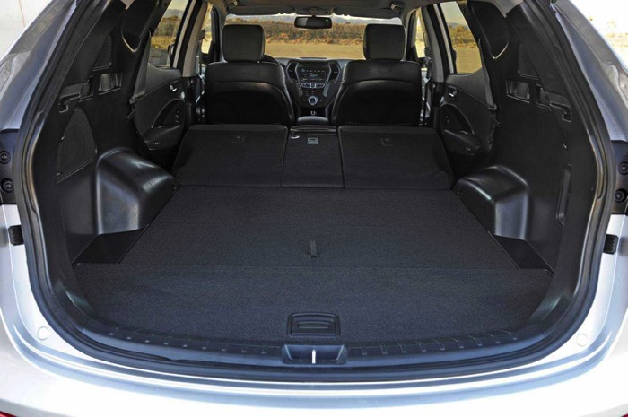 hyundai santa fe la bonne nouvelle suv 7 places de 2006. Black Bedroom Furniture Sets. Home Design Ideas