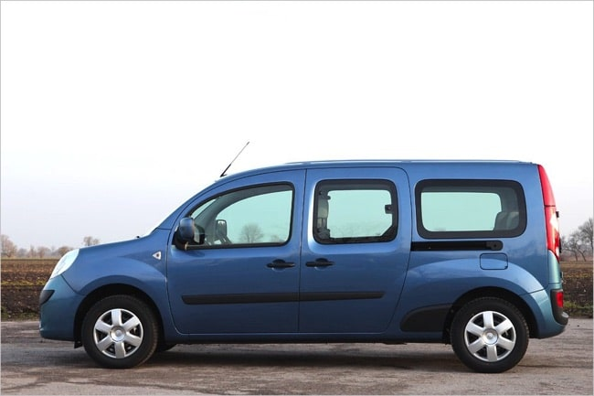 renault grand kangoo 70 d cibels mais 7 passagers bien. Black Bedroom Furniture Sets. Home Design Ideas