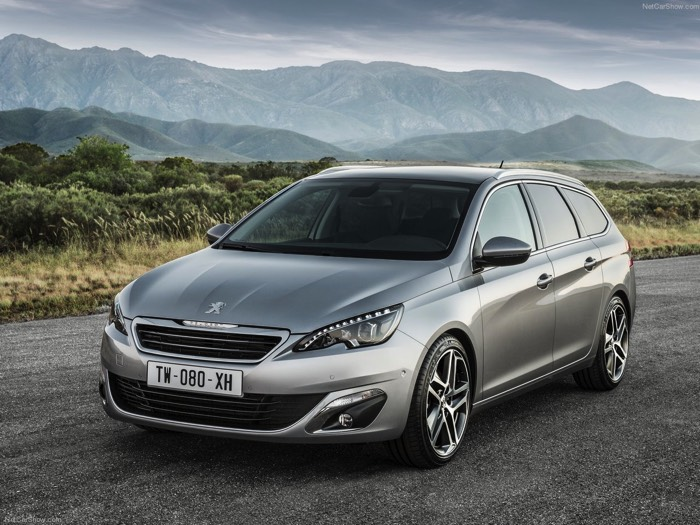 peugeot 308 sw le break 7 places qui remplace le monospace